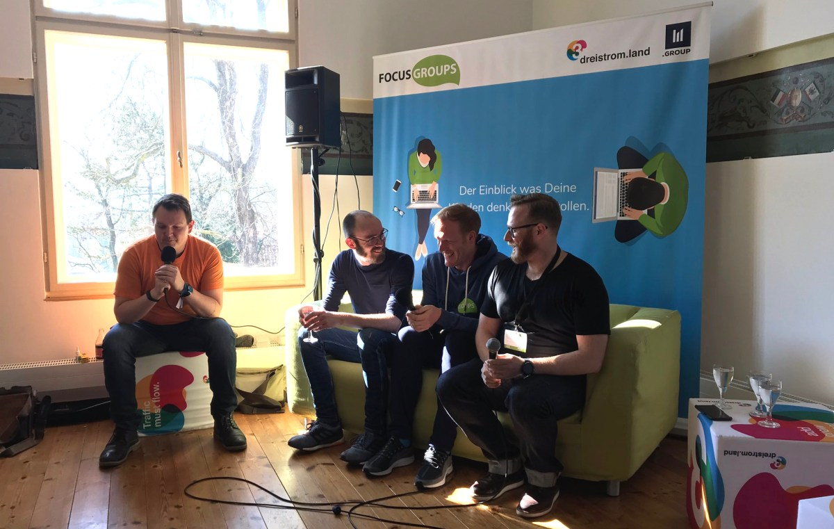 Shoptechbrunch-Panel #1: Wachstum im E-Commerce